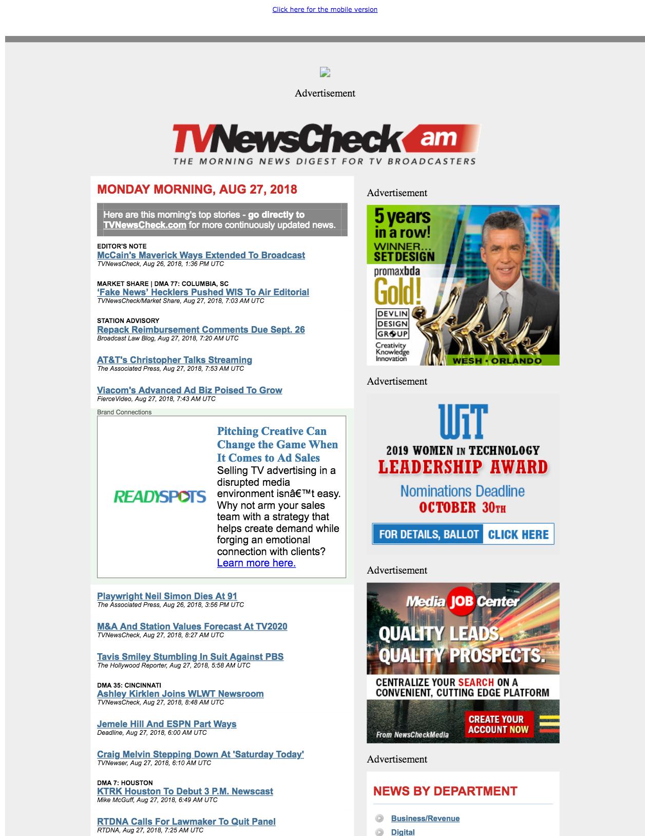 TVNewcheck AM