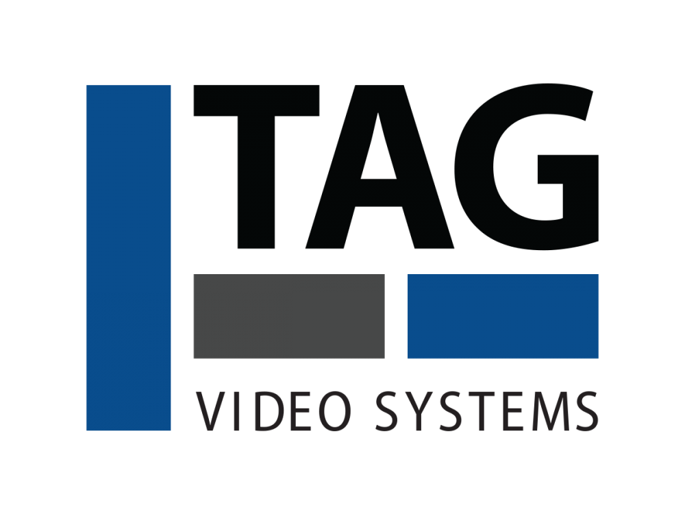 TAG Video Systems Logo
