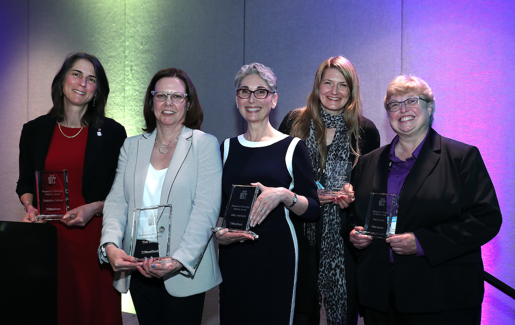 2019 Women in Technology Award Honorees
