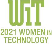 2021 Women in Technology Awards Logo