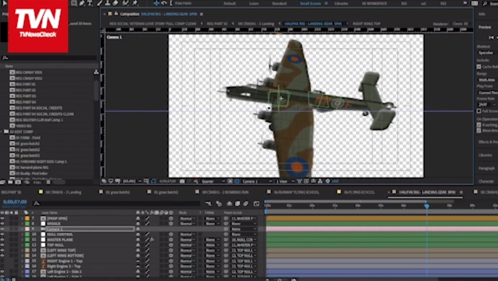 How To Animate a News Story