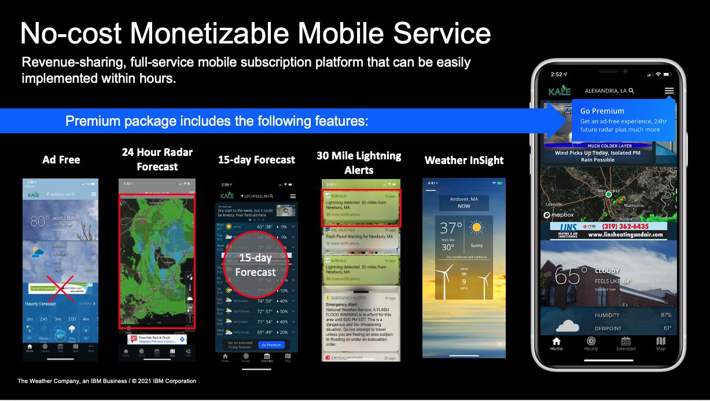 picture of Max Mobile Premium weather app