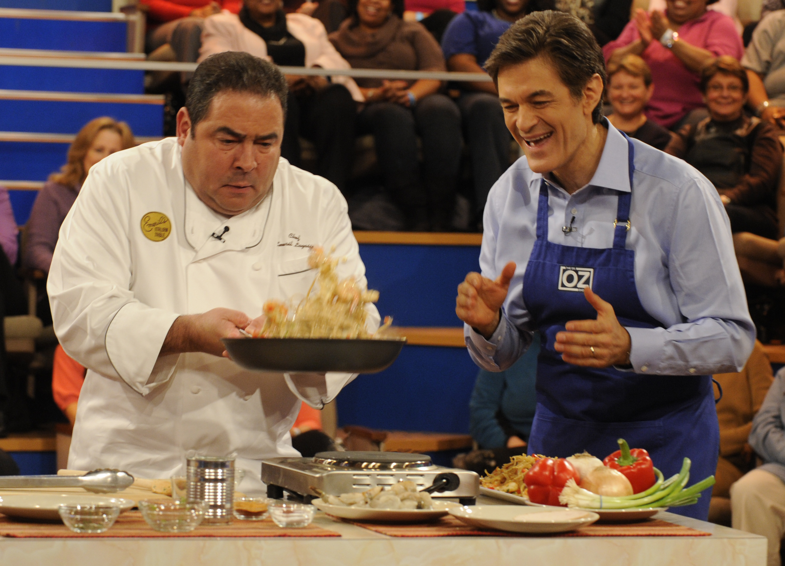 Dr. Oz has been kicking it up a notch this season and winning new viewers.