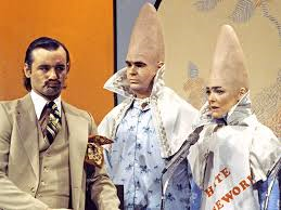 Coneheads In Remake Of State Farm Commercial - Marketshare