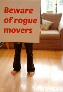 rogue movers