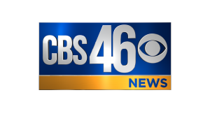 CBS46 news logo
