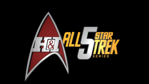 ALL STAR TREK on HEROES AND ICONS - LOGO