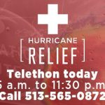 WXIX Holds Day-Long Telethon For Hurricane Michael Relief