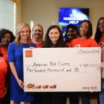 WVTM Gets $500,000 Check For Michael Recovery