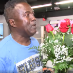 Tearful Organ Recipient Thanks WJZY With Flowers