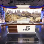 Photos: KXAS Goes Live From New Set This Weekend