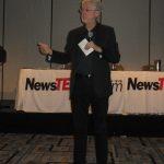 Surprising Detonation: Jeff Jarvis Explodes At Keynote
