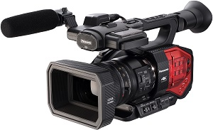 New camera firmware is available for the Panasonic AG-DVX200PJ 4K camcorder.