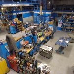 Dielectric Continues Reorg Of Production Floor